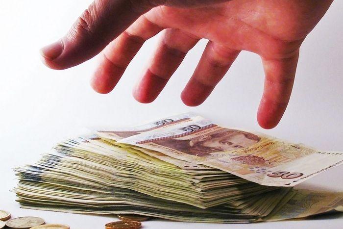 10 000 лв. плащания в брой и 5 процента отъпка при декларация онлайн