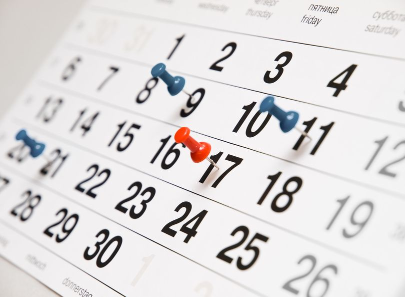 Данъчно-осигурителен календар