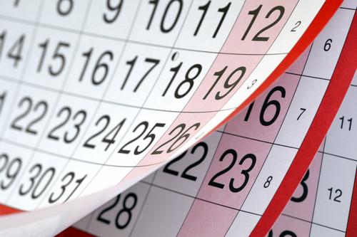 Вашите задължения до края на април
