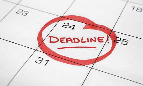 Данъчно-осигурителен календар до 26 юни 2018 г.