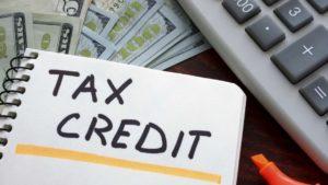 Неизползван данъчен кредит