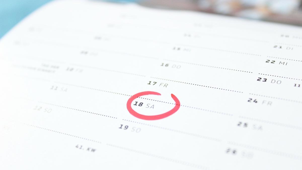 Данъчно-осигурителен календар от 12 до 18 август 2018