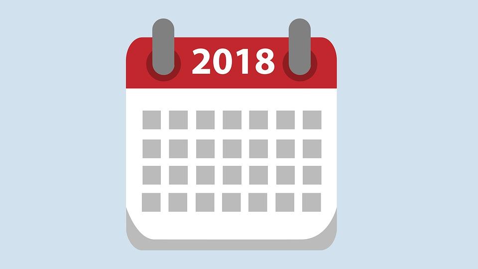 Данъчно-осигурителен календар от 19 до 25 август 2018 г.