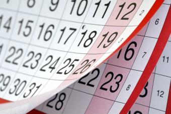 Данъчно-осигурителен календар за периода от 01-ви до 14-ти октомври 2020 г.