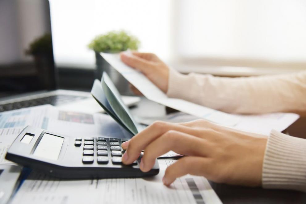 Данък върху приходите, дължим от бюджетните предприятия