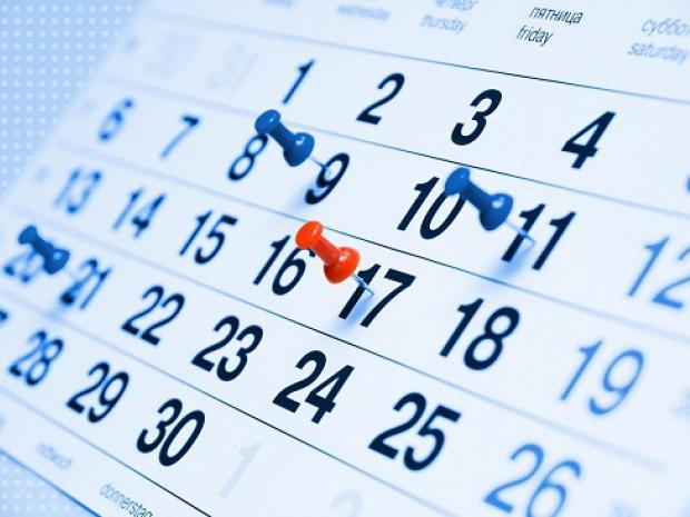 Данъчно-осигурителен календар за периода от 03 до 14 май 2021 година