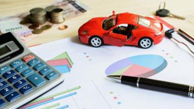 Фактуриране на продажба на ударен автомобил