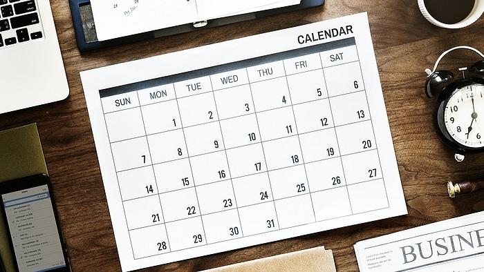 Данъчно-осигурителен календар за периода от 23-ти до 29-ти май 2021 година