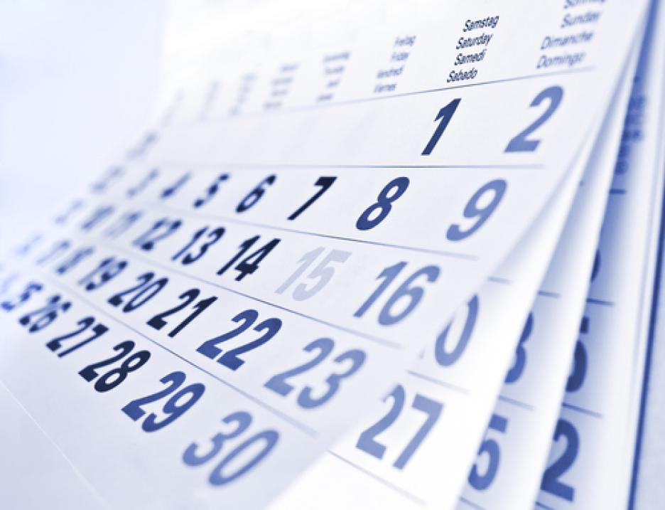 Данъчно-осигурителен календар за периода от 15-ти до 23-ти юли 2021 година