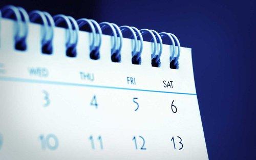 Данъчно-осигурителен календар за периода от 31-ви юли до 06-ти август 2021 година