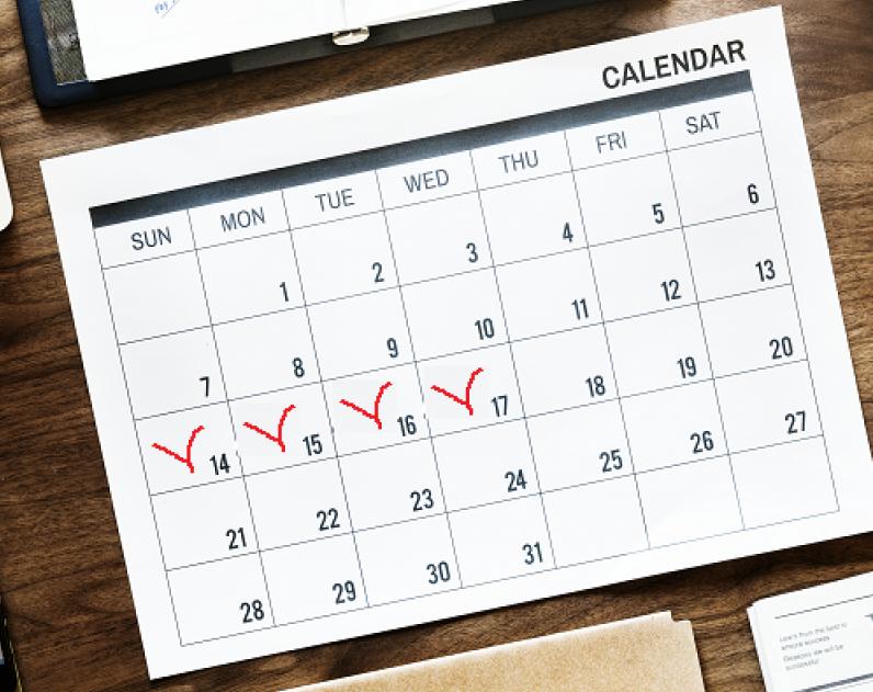 Данъчно-осигурителен календар за периода от 15-ти до 21-ви септември 2021 година
